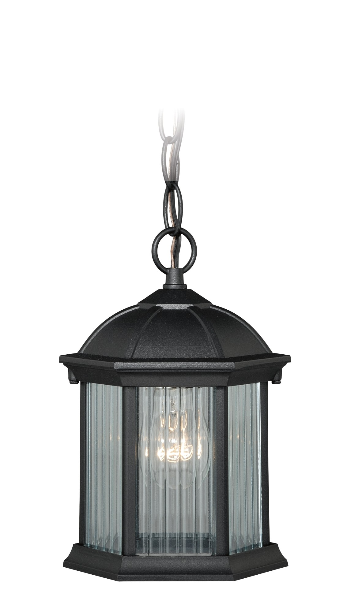 Vaxcel lighting t0131 kingston 1 light outdoor pendant