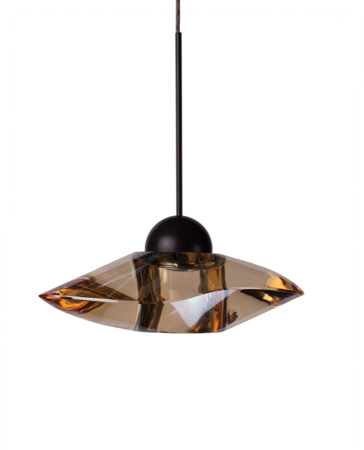Details About Wac Lighting G336 Sorriso Pendant Gl Shade Only Gold