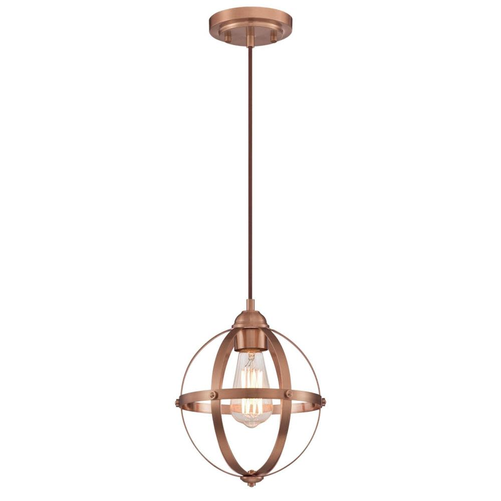Westinghouse Lighting 6362000 Stella Mira One 1 Light Pendant Brushed Nickel For Sale Online Ebay