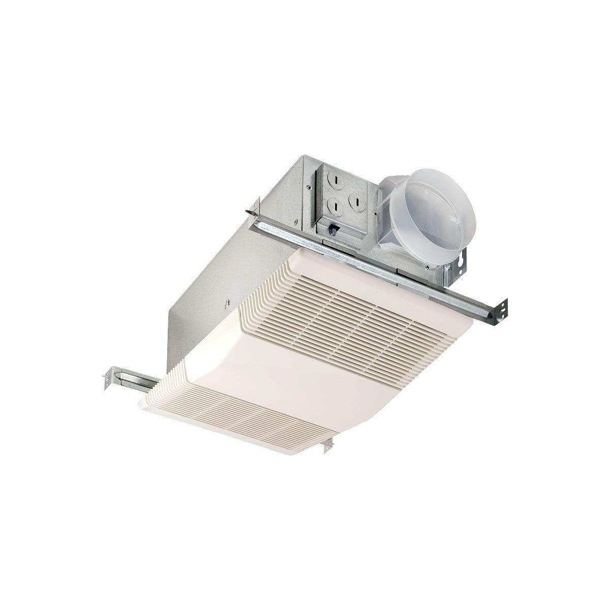 Nutone 605rp 70 Cfm 4 Sone Ceiling, Nutone Bathroom Fans