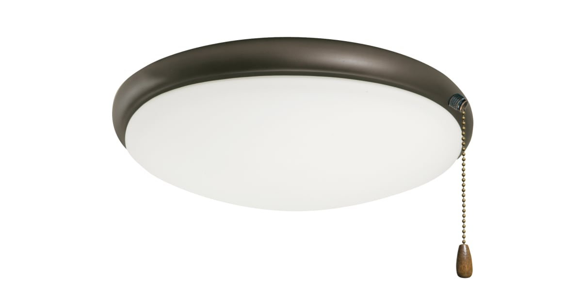 Emerson Lk65orb 2 Light Low Profile Light Build Com