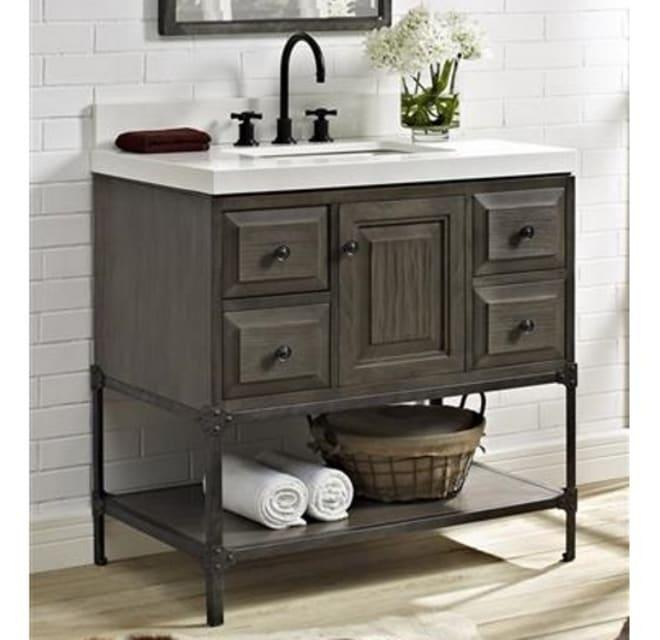 Fairmont Designs 1401 36 Bathroom Vanity Build Com