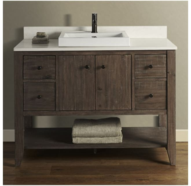 Fairmont Designs 1516 Vh48 Bathroom, Fairmont Designs Bathroom Vanity