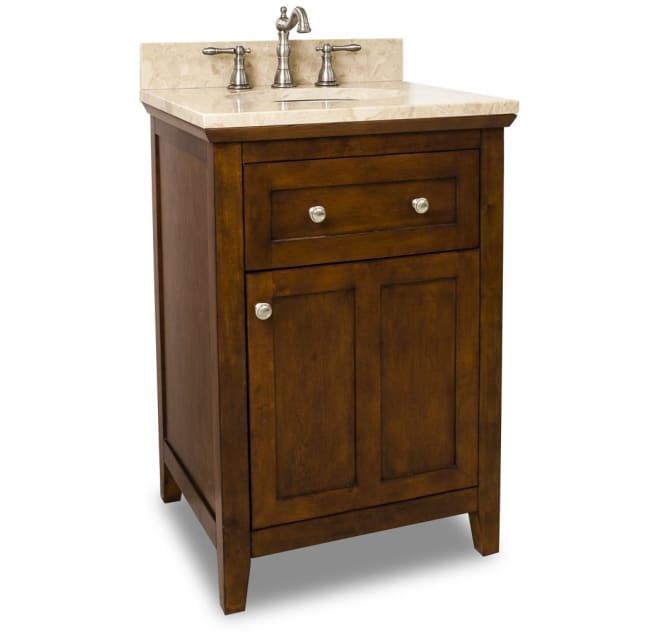 Jeffrey Alexander Van090 24 T Catham, 24 Inch Bathroom Vanities