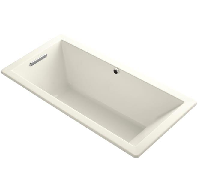 Kohler K 1821 W1 96 Underscore 66 Soaking Tub Build Com