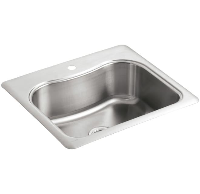 Kohler K 3362 1 Na Staccato 25 Single Basin Build Com