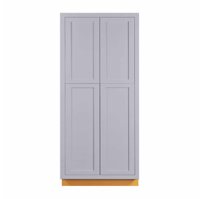 Maplevilles Cabinetry D2 Pc3693 Inset, 36 Inch Wide Tall Kitchen Cabinet