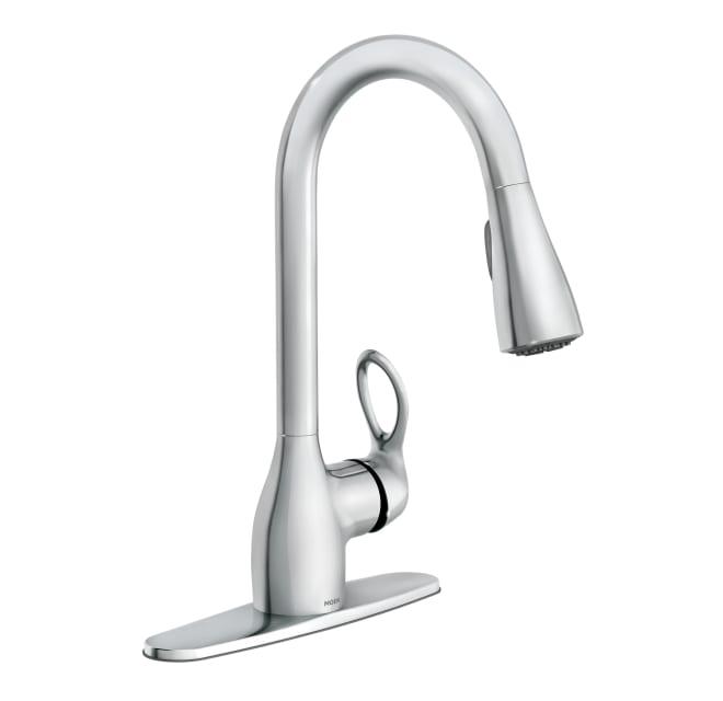 Moen Ca87011 Kleo Single Handle Kitchen Faucet Build Com