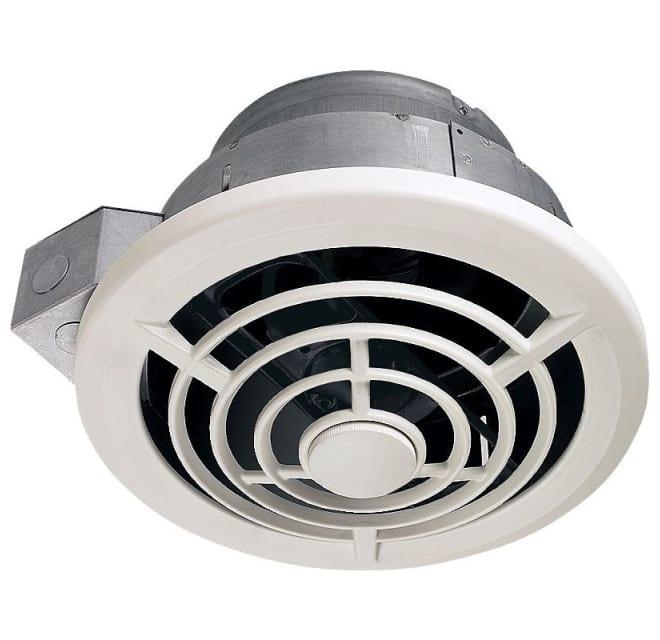 Nutone 8310 160 Cfm 5 Sone Ceiling Or, Nutone Bathroom Exhaust Fan