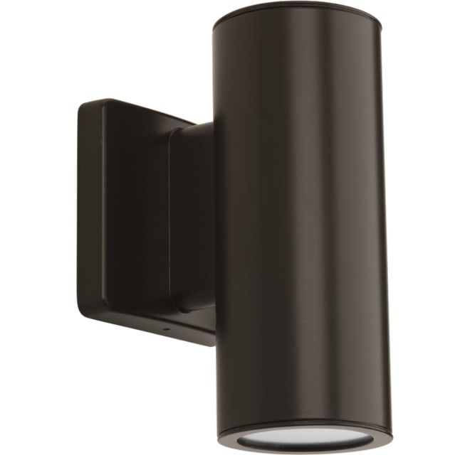 Progress Lighting P563001 020 30k, Outdoor Cylinder Light