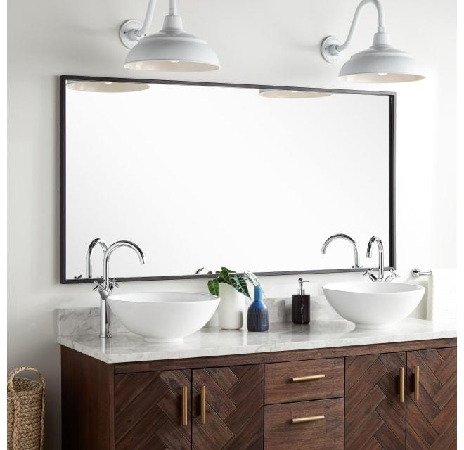 Signature Hardware 459122 Alterra 31 X, 60 Bathroom Mirror