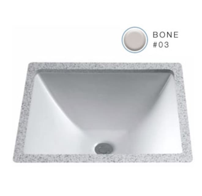 Toto Lt624g 03 Legato 17 Undermount Bathroom Build Com