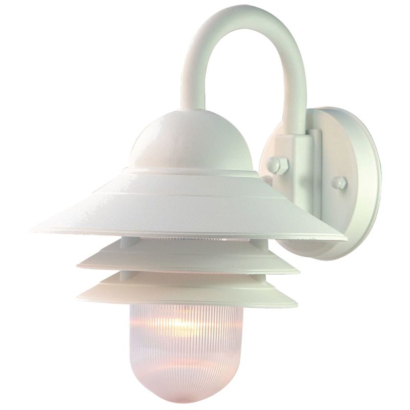 Acclaim Lighting 82tw Textured White Mariner 1 Light 13