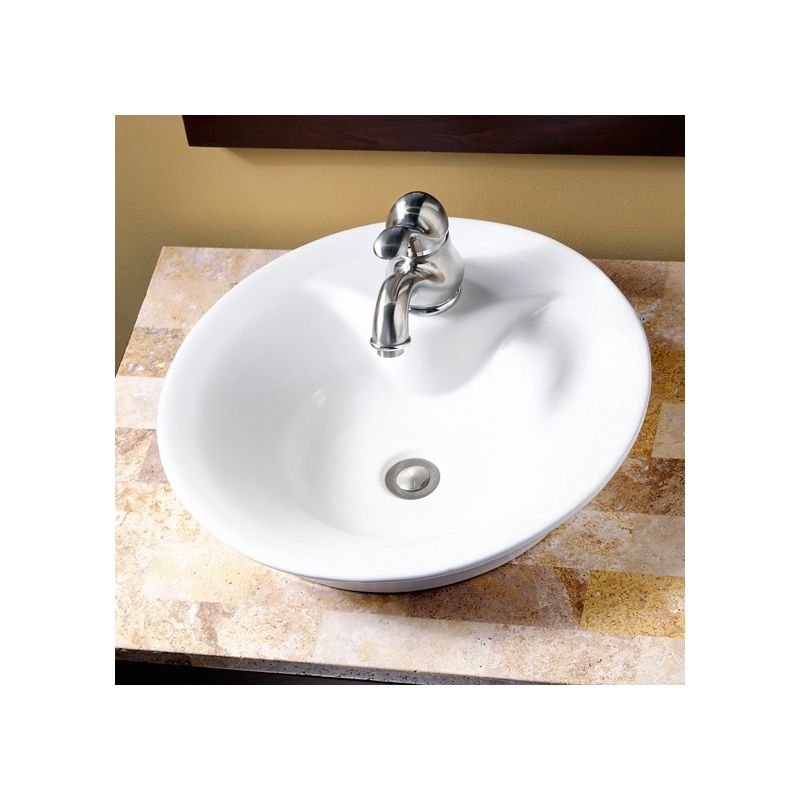 Faucet Com 0670 312 021 In Bone By American Standard