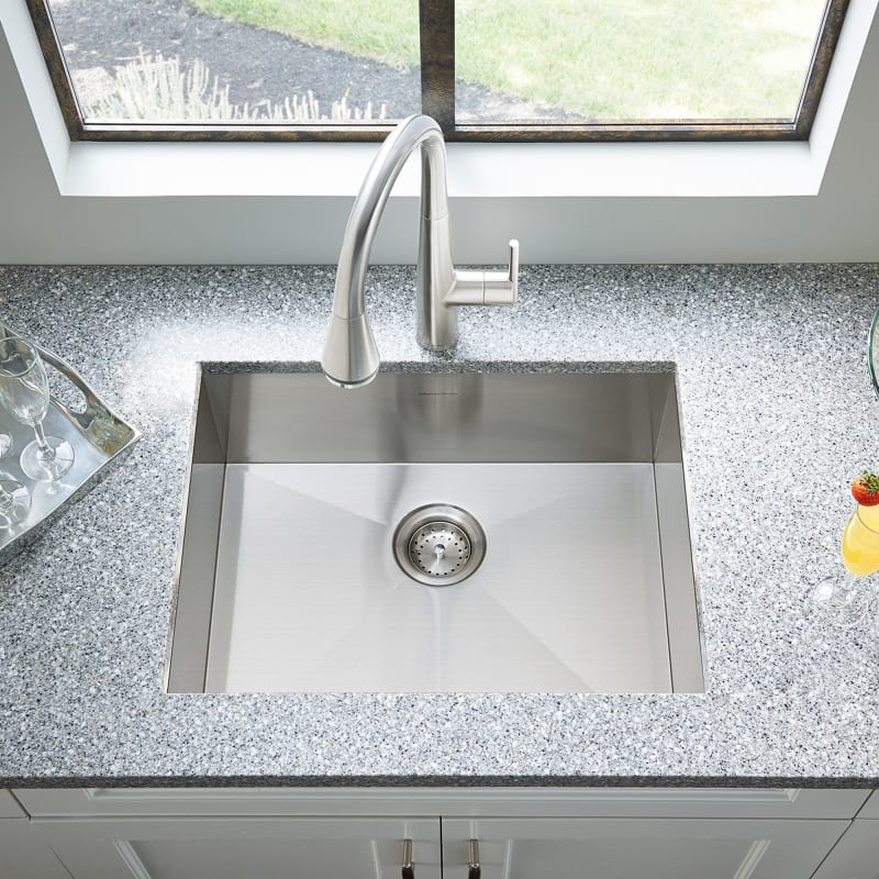 American Standard Kitchen Sink | Faucet Com 18sb 9252211 075 In Stainless Steel By American Standard