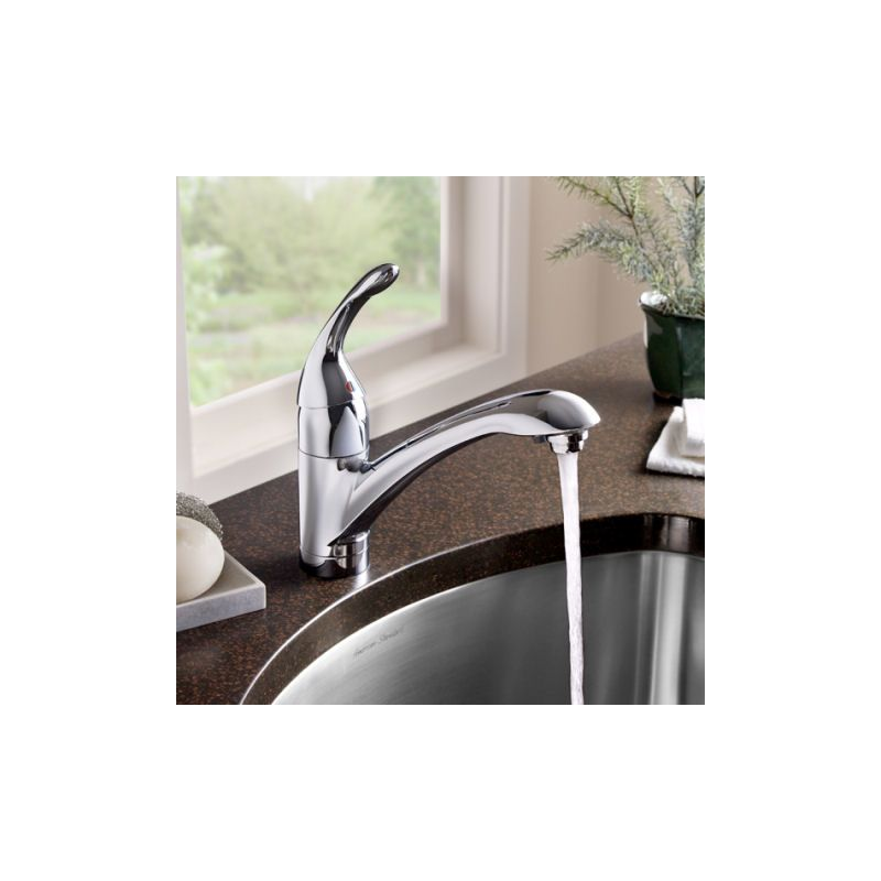 Replaced Kitchen Faucet No Water