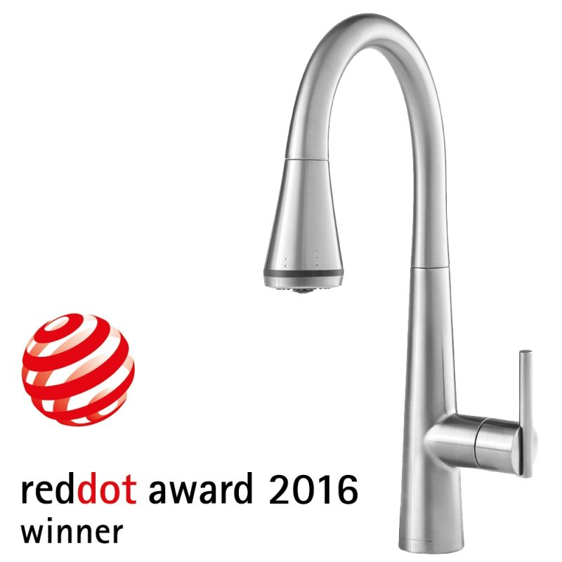 Faucet.Com | 4932.300.075 In Stainless Steel By American Standard