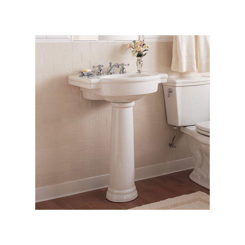 Alternate. Faucet com   0282 008 222 in Linen by American Standard
