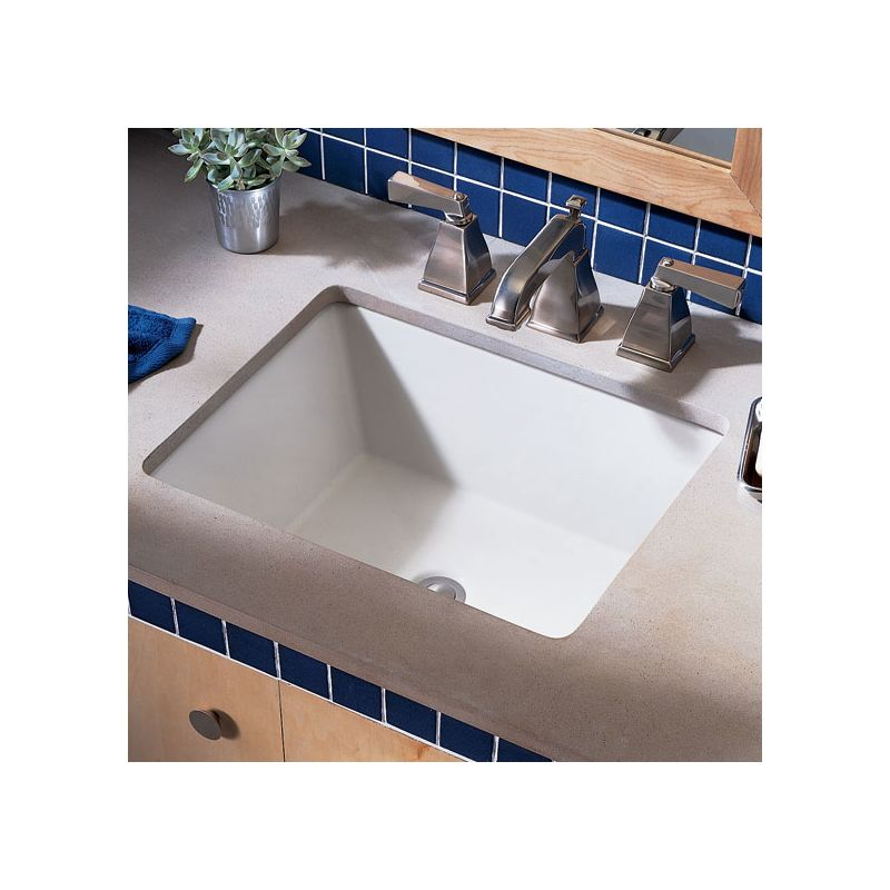 american standard undermount bathroom sink faucet 0610 000 020 in white by american standard 21904