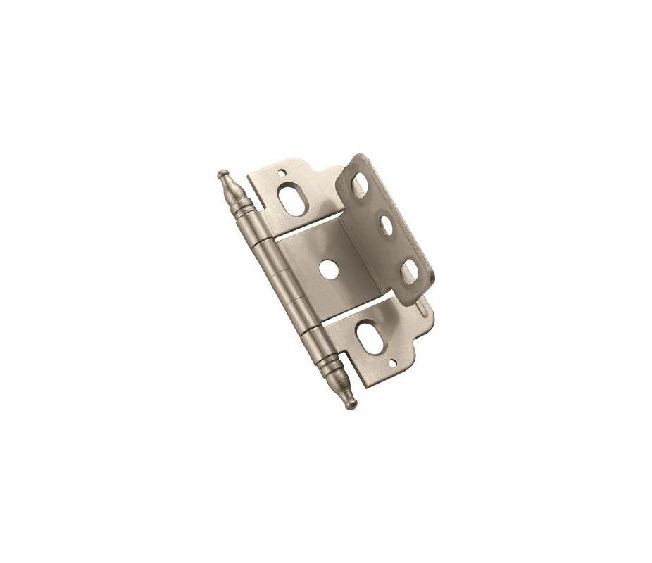 Amerock Pk3180tmg10 Satin Nickel 3 4 Inch Partial Wrap