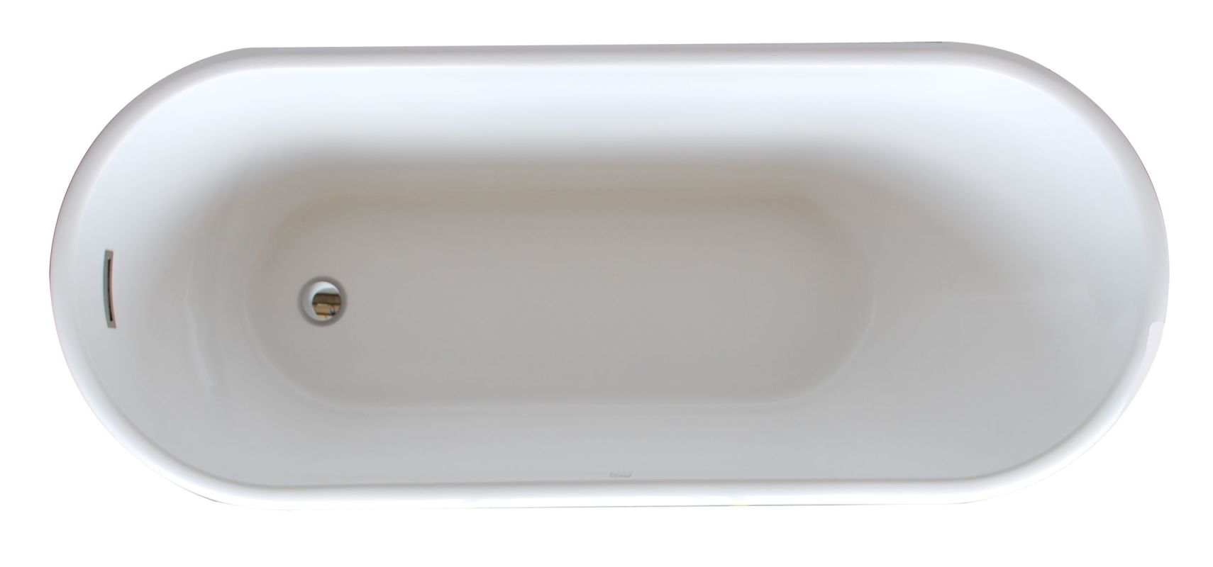 Av6728ensxcwxx in white by avano for Best freestanding tub material