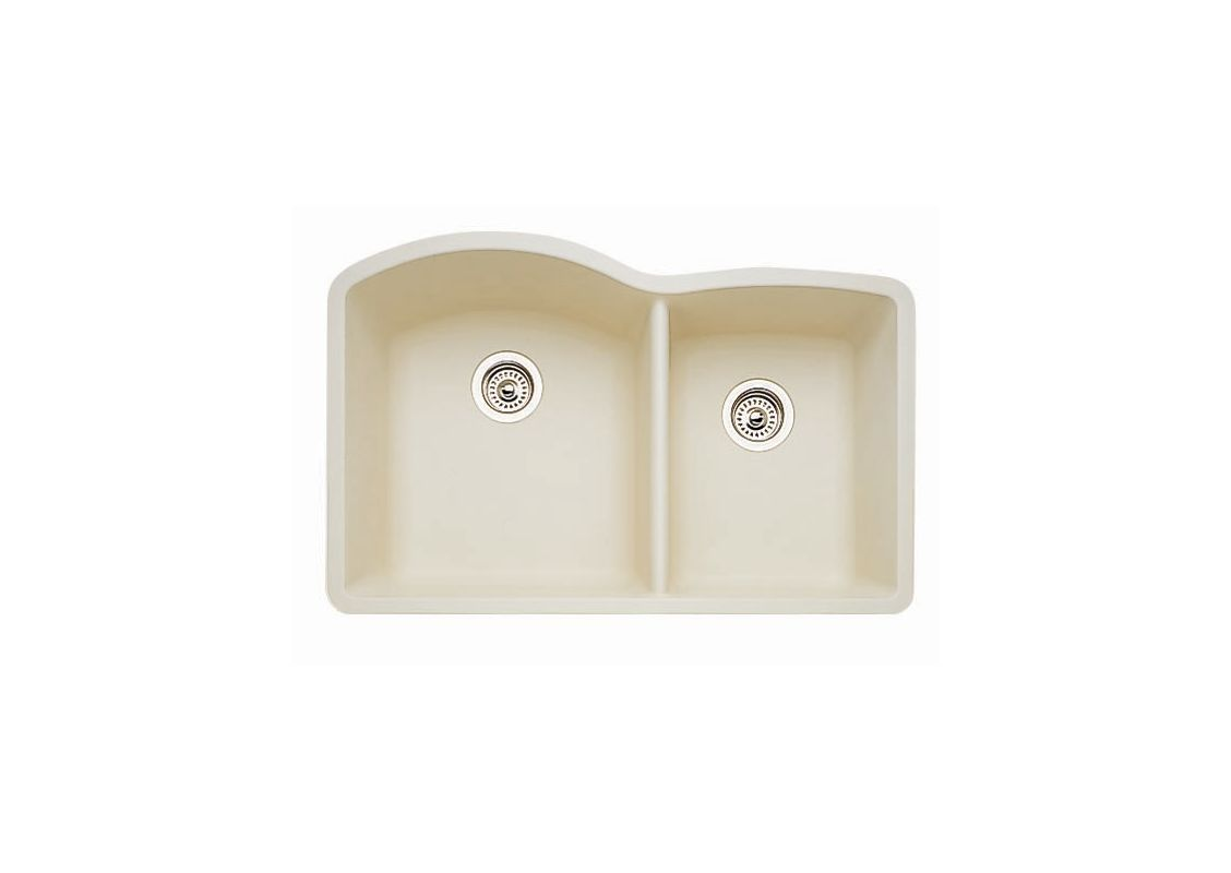 Blanco 440181 Biscuit Diamond 32 Quot Double Basin Undermount