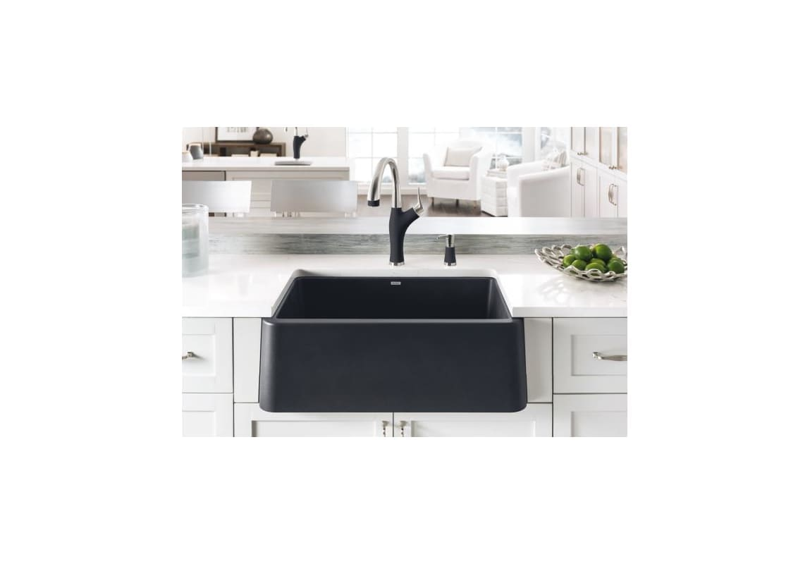 Faucet Com 401777 In Truffle By Blanco