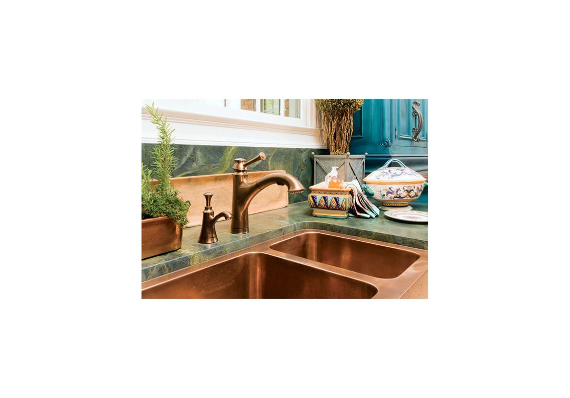 Brizo Kitchen Faucet Reviews Faucetcom 63005lf Bz In Brilliance Brushed Bronze By Brizo