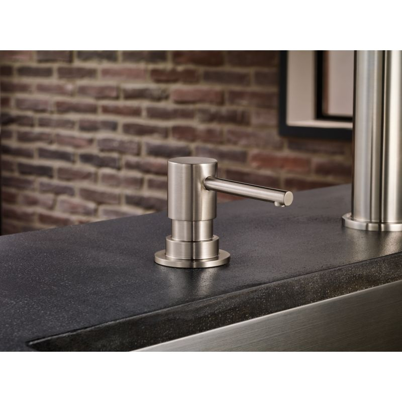 faucet | 63221lf-ss in brilliance stainlessbrizo