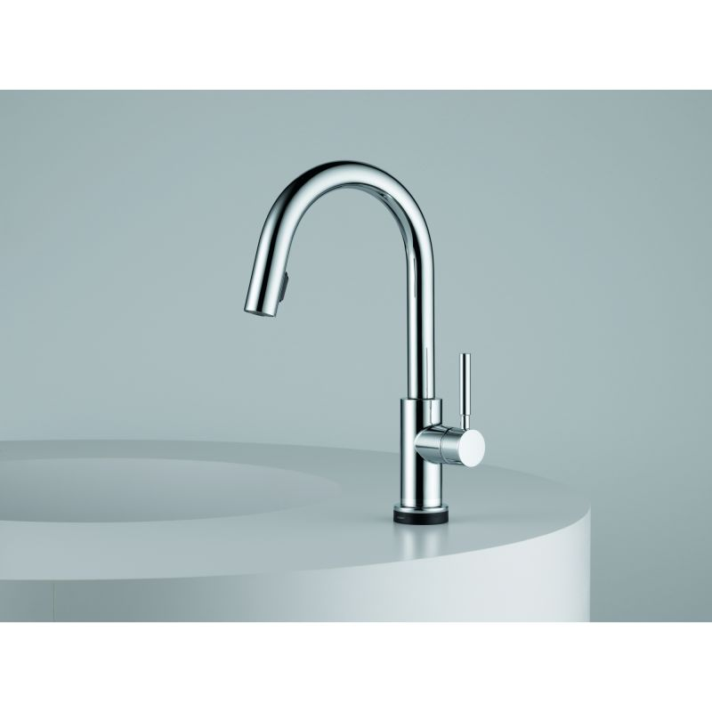 Brizo Kitchen Faucet Installation