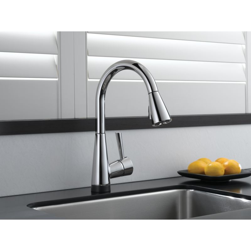 faucet | 64070lf-ss in brilliance stainlessbrizo