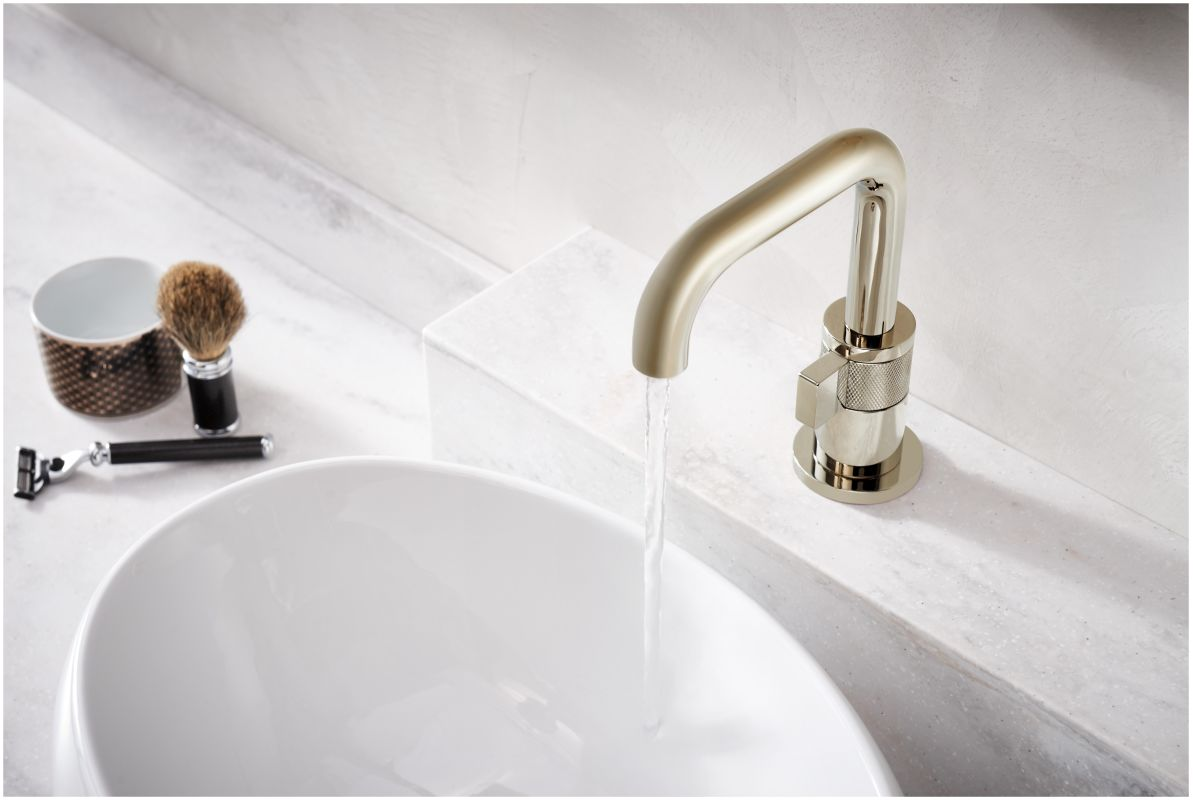 Faucet.com | 65035LF-GL in Luxe Gold by Brizo