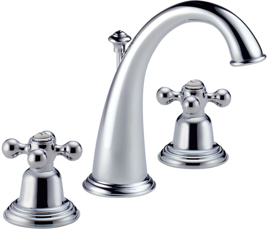 Faucet.com | 6520LF-BNLHP-ECO in Brilliance Brushed Nickel ...