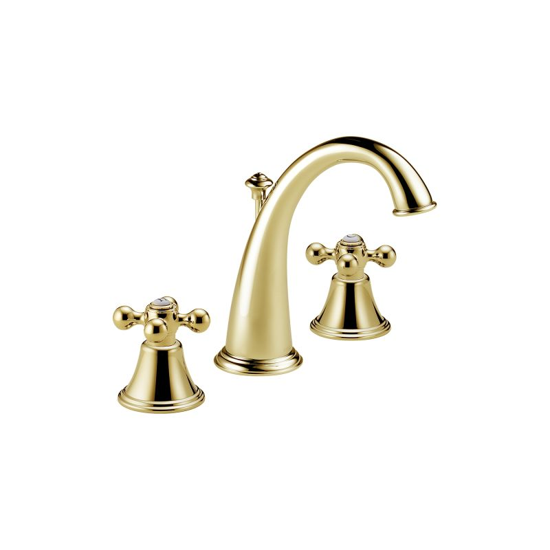 Faucet.com | 6526LF-BNLHP in Brilliance Brushed Nickel by Brizo