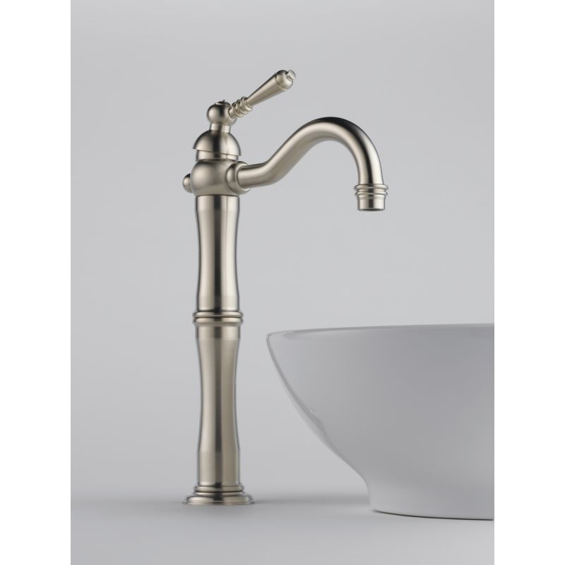Bathroom Fixtures For Less faucet | 65436lf-bn in brilliance brushed nickelbrizo