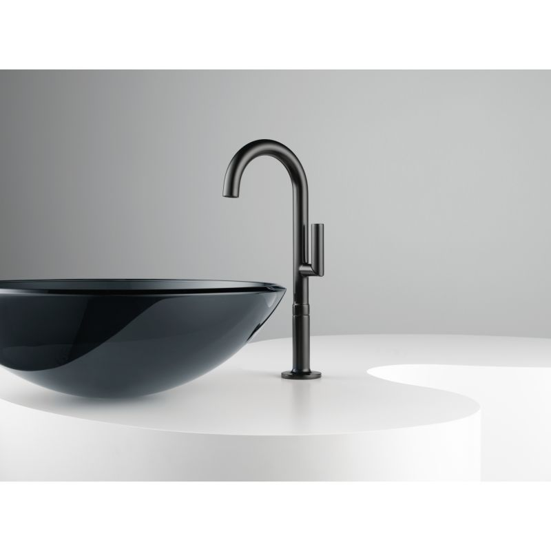 Faucet Com 65475lf Bn In Brilliance Brushed Nickel By Brizo