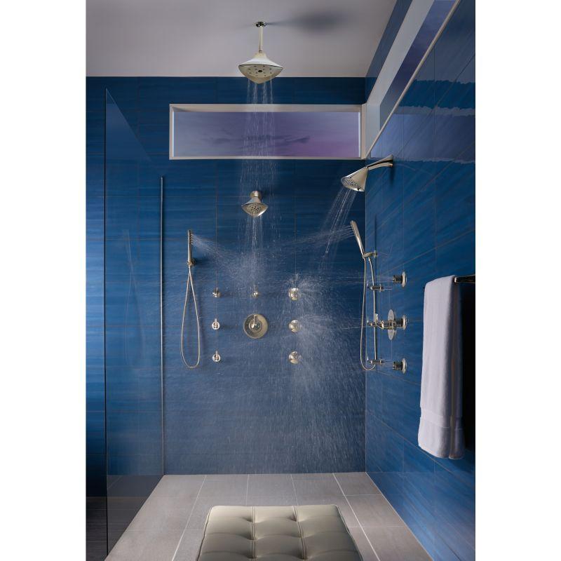 Brushed Nickel Shower System. Waterpik Waterpik Beauty. 100 ...