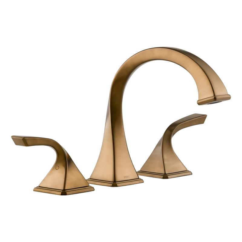 Brizo Brushed Bronze Kitchen Faucet