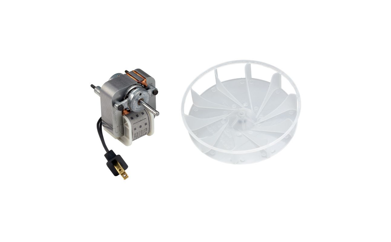 Broan s97008513 n a 70 cm motor wheel for bath fan models for Part f bathroom fan