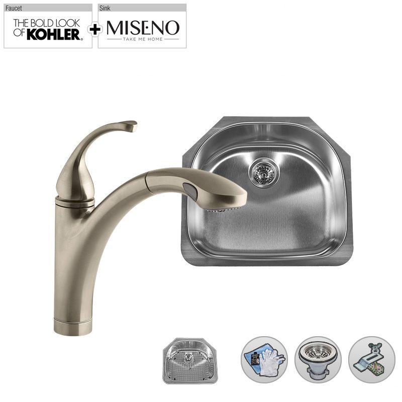 Kohler A112 18 1 Kitchen Faucet Manual