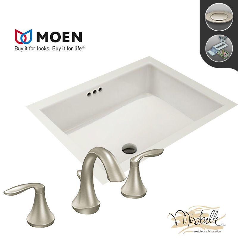 Miru1713 Mt6420 Bn In Brushed Nickel Faucet By Build Smart Kits