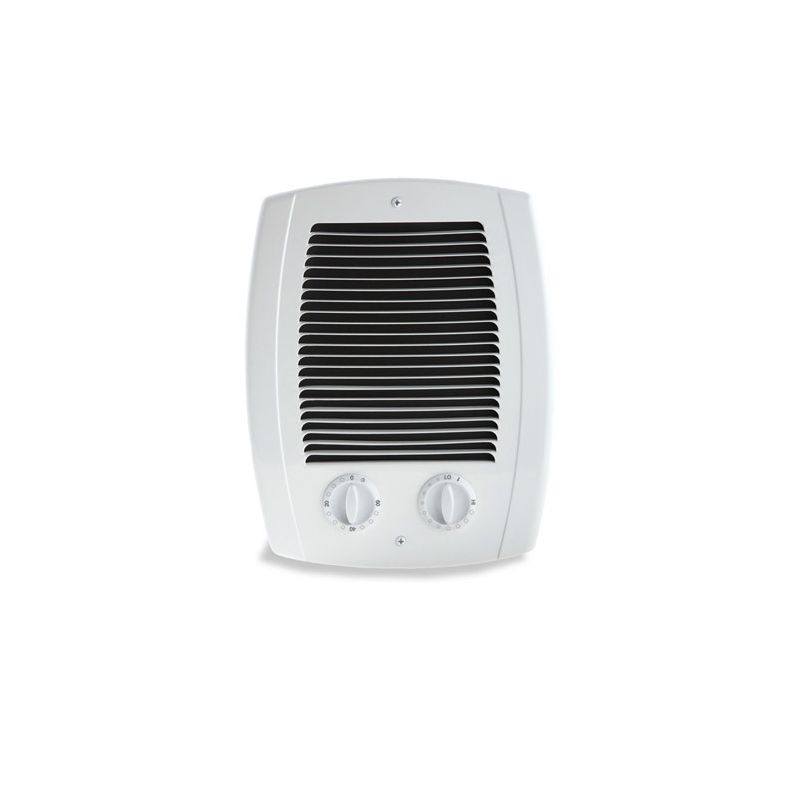 Cadet Cbc103tw White 3415 Btu 120 240 Volt Wall Mounted Bathroom Heater From The Com Pak Series