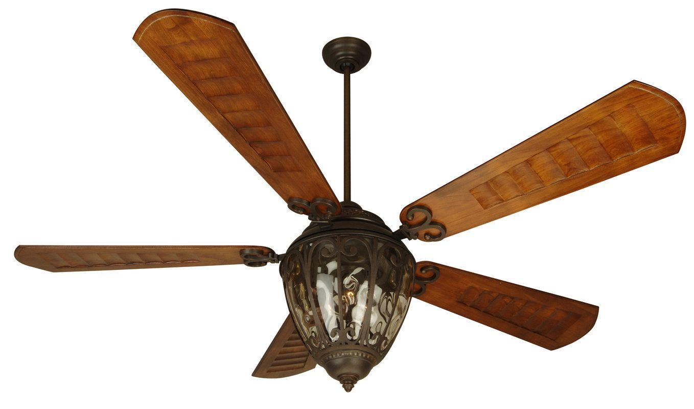 Craftmade Ceiling Fans : Craftmade ov ag aged bronze ceiling fan build
