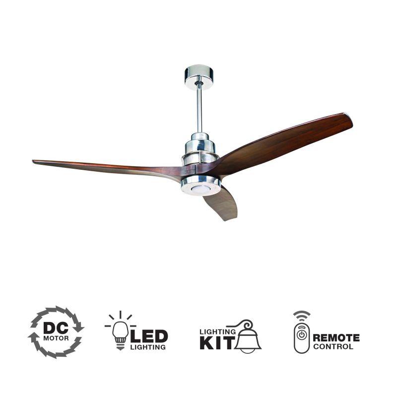 Auto Ceiling Fan : Craftmade son ceiling fan build