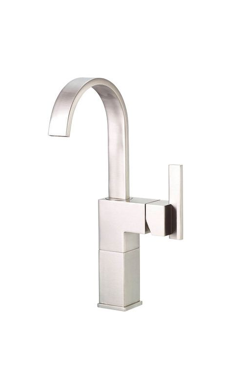 danze d201544bn brushed nickel vessel bathroom faucet from the sirius