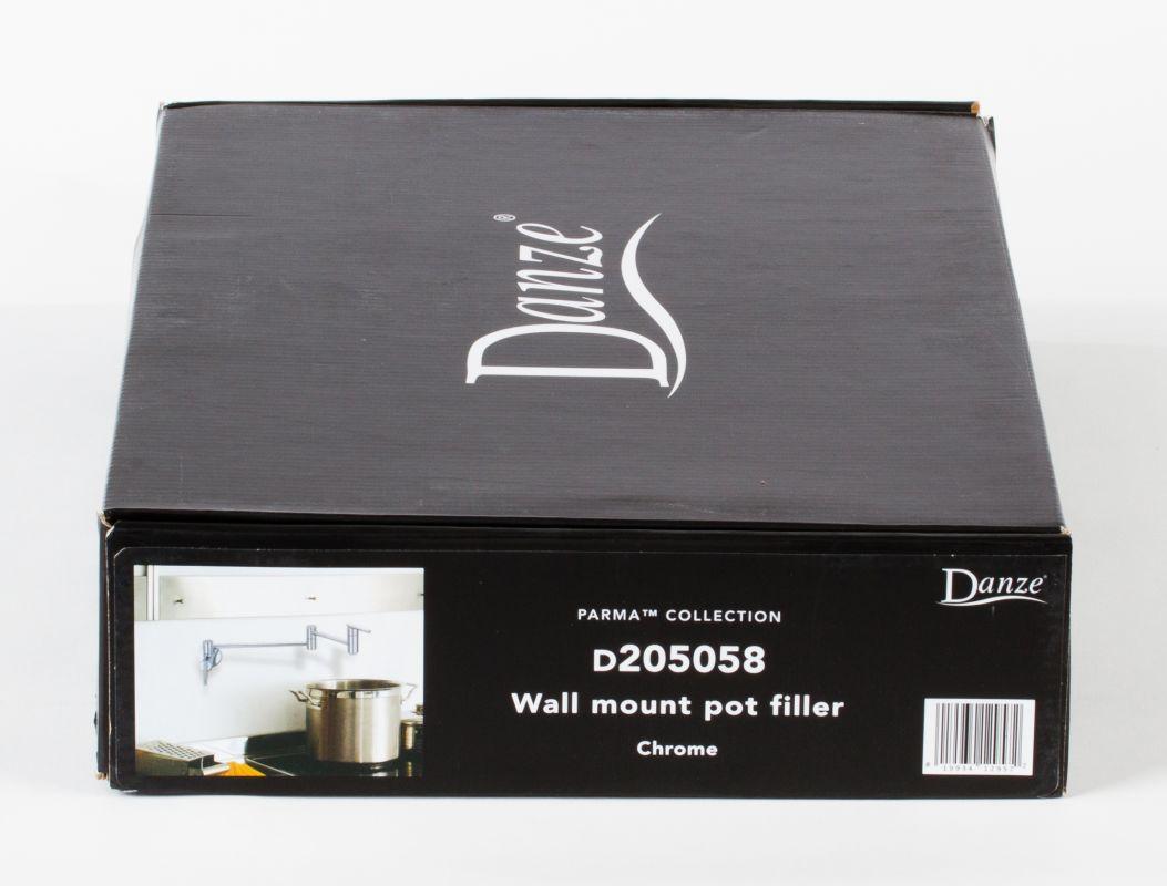 Danze Kitchen Faucet Parts Faucetcom D205058 In Chrome By Danze