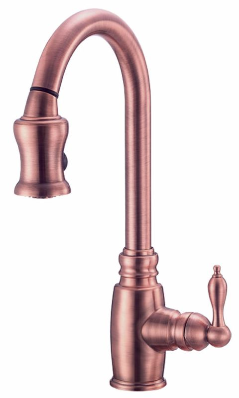 Faucet Com D454557ac In Antique Copper By Danze