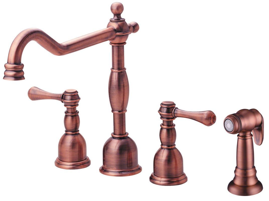 Danze Copper Kitchen Faucet