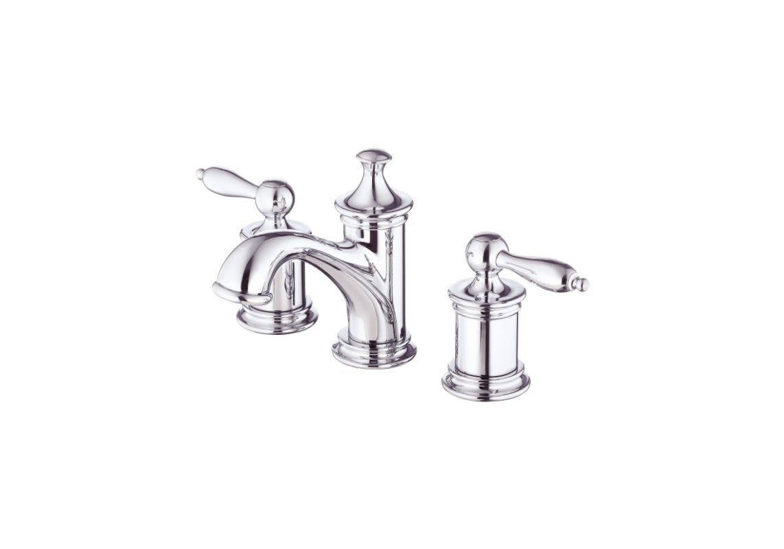 danze d304010 chrome widespread bathroom faucet from the prince