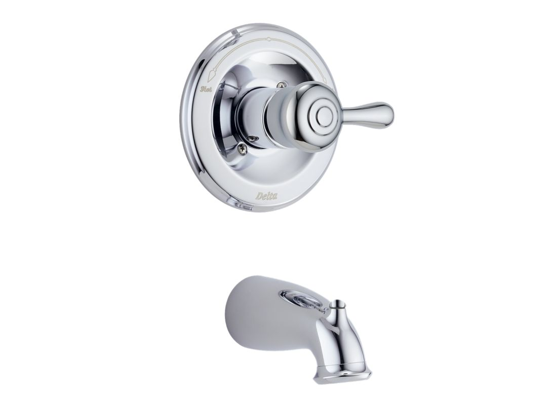 Faucet Com T14169 Lhp In Chrome By Delta